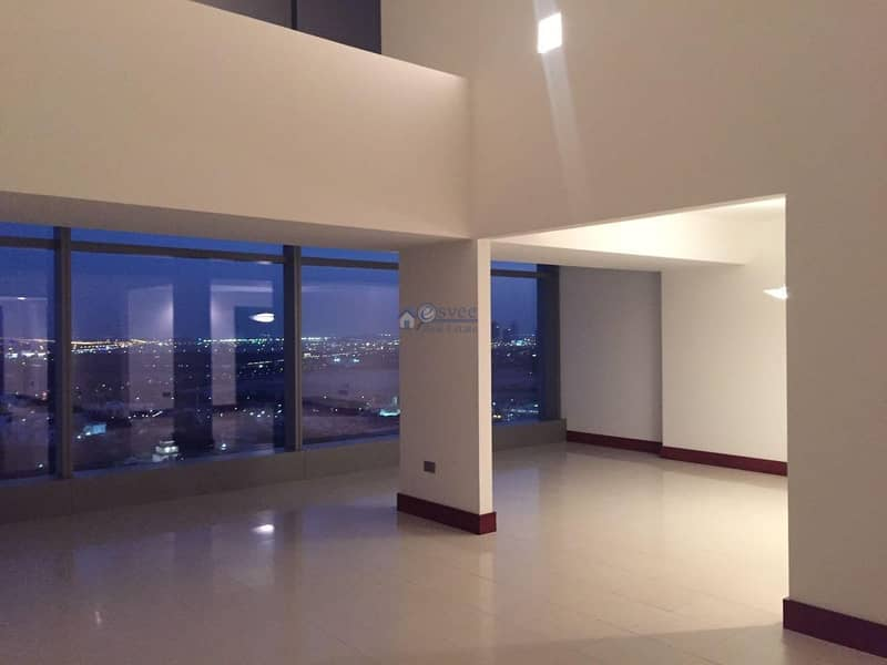 Reduced Rent Furnished Luxuary 4Br Duplex Apartment for Rent  in Jumeirah Living
