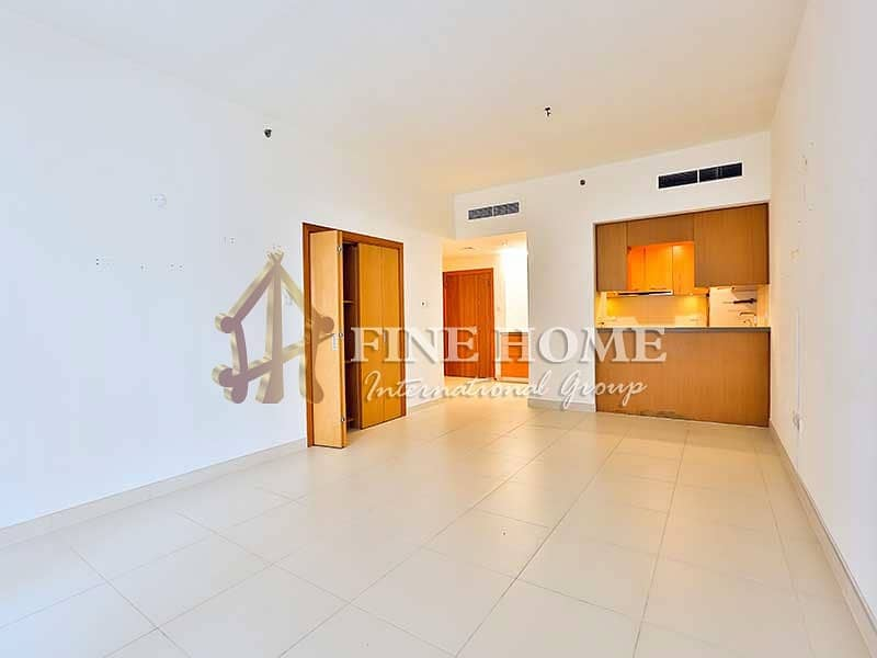 Extraordinarily Spaced 2BR Apartment with Balcony!