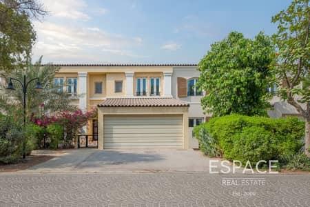 فیلا 4 غرف نوم للايجار في جرين كوميونيتي، دبي - Huge Living Space | Close to Gate | 3 Bed