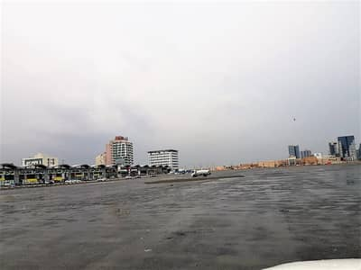 Plot for Sale in Al Jurf, Ajman - Distress Deal! Check now, not later! 5,900 sq. ft. Residntial land (G+4 Permisson) close to Ajman City Centre. Owner's asking price now is 1.4M only