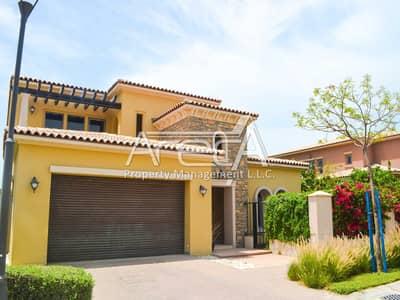 4 Bedroom Villa for Rent in Saadiyat Island, Abu Dhabi - Great Four Bedroom Family Villa in Saadiyat
