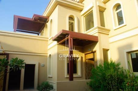 4 Bedroom Villa for Sale in Khalifa City A, Abu Dhabi - Excellent Spacious 4 BR Villa in Golf Gardens