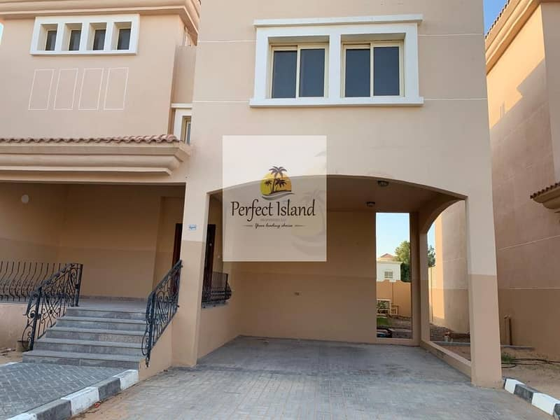 Awesome villa 3BR in luxurious compound