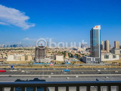 1 Bedroom Flat for Rent in Dubai Production City (IMPZ), Dubai - HIGH FLOOR | SKYLINE VIEW
