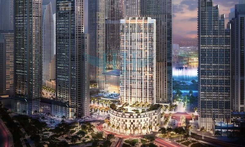 Spectacular Lifestyle l 2 Bedroom for Sale in Burj Crown