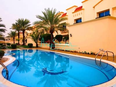 4 Bedroom Villa for Rent in Umm Suqeim, Dubai - STUNNING 4 BED VILLA WITH SHARED POOL  GYM UMM SUQEIM 1