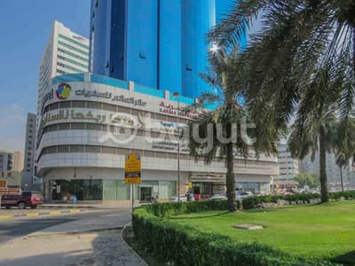Shop for Rent in Al Soor, Sharjah - Commercial space for rent direct from the owner with great facilites