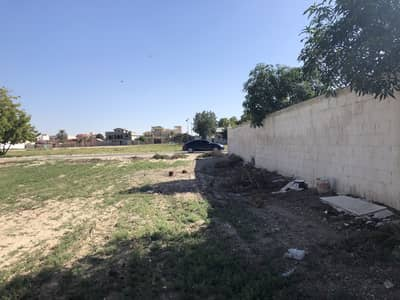 Plot for Sale in Al Mirgab, Sharjah - For sale residential land, Al-Mirqab, behind Al-Heera School