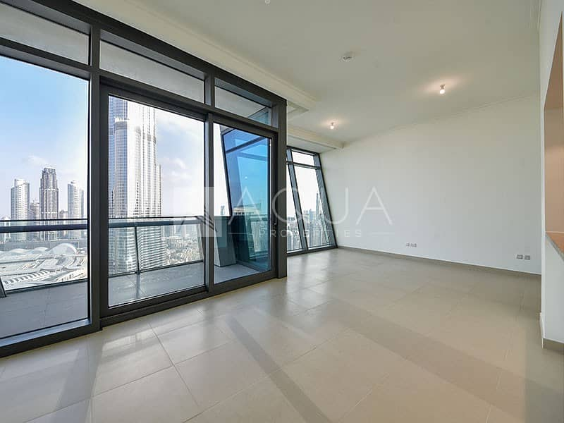 Incredible Burj Khalifa view | 3BR with Maids