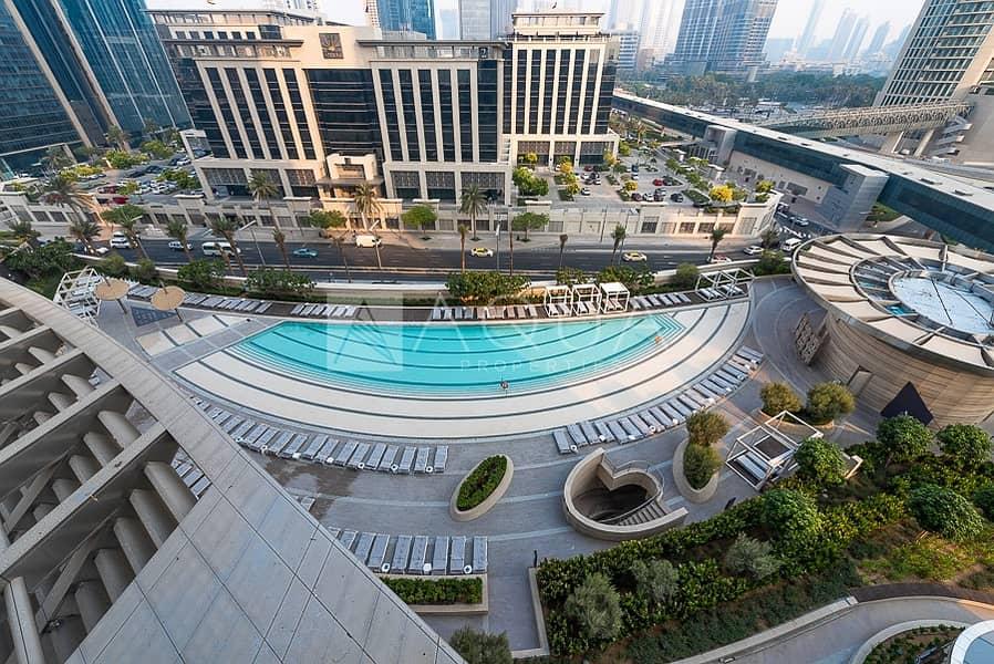 10 All Inclusive | Burj & Sky Views | High Floor