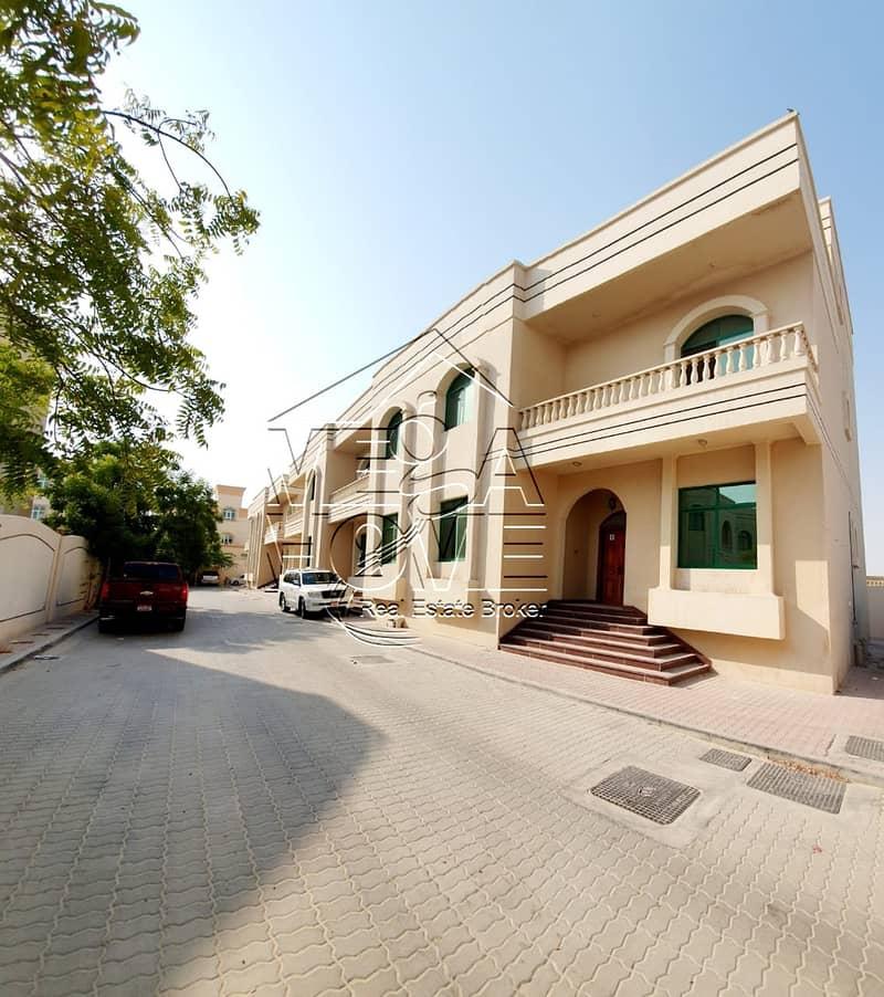 فیلا في مدينة شخبوط (مدينة خليفة ب) 6 غرف 105000 درهم - 4471119