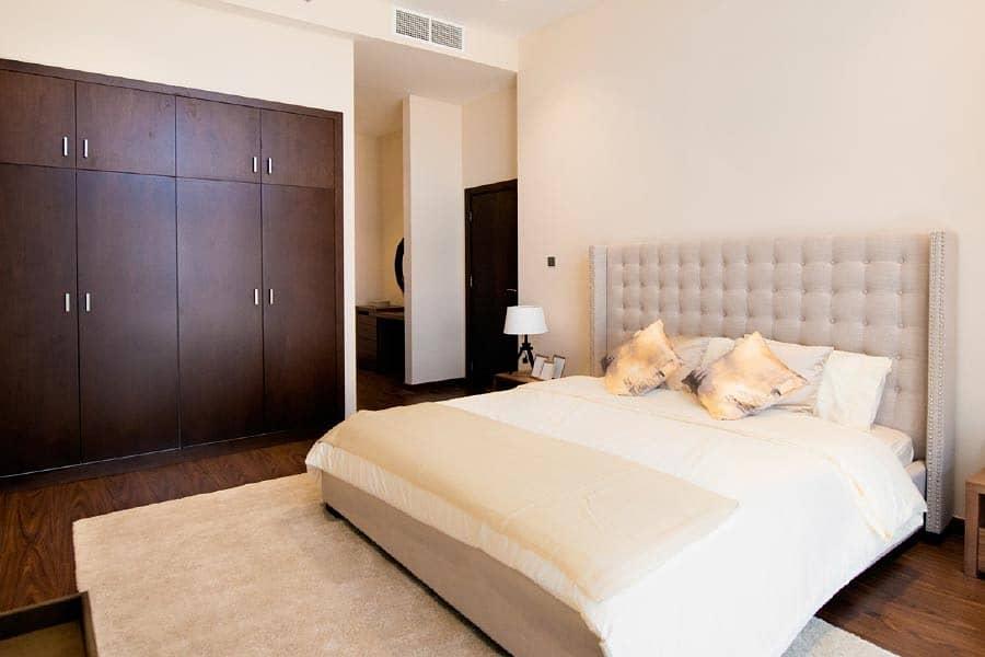 شقة في بن غاطي ستارز واحة دبي للسيليكون 360000 درهم - 4471108