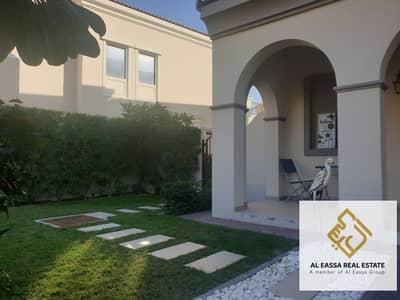 3 Bedroom Villa for Rent in Arabian Ranches 2, Dubai - Semi-Furnished | RENOVATED |3+M| Single Row |