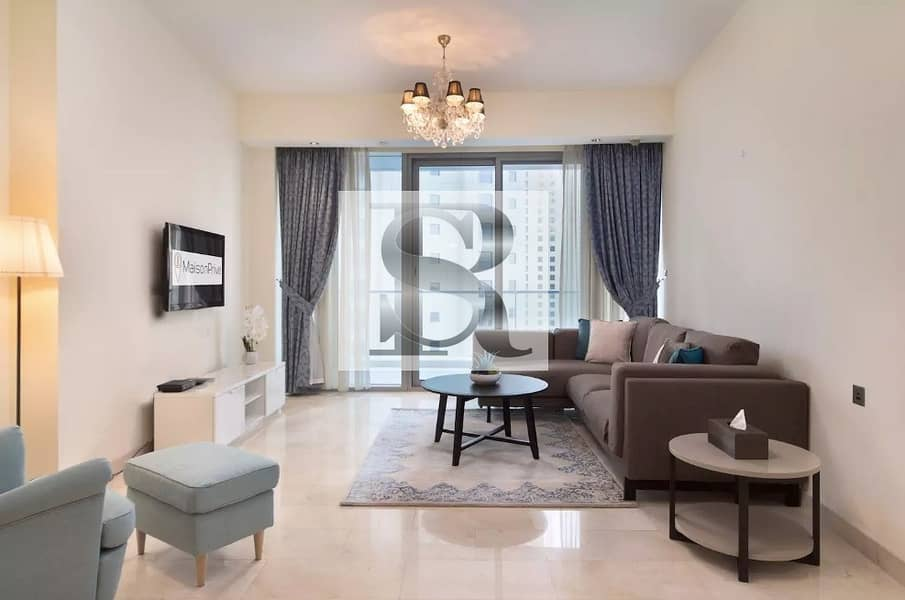 3BR Fully Upgraded Interior  | Furnished  | Trident Grand