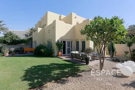 فیلا 4 غرف نوم للايجار في المرابع العربية، دبي - Stunning 4 Bedroom Opposite Park