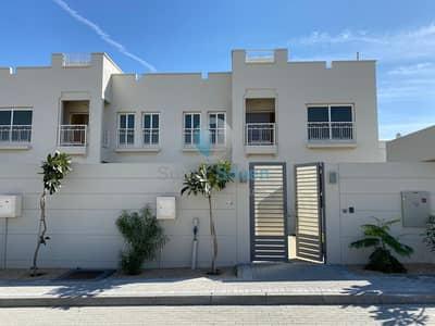4 Bedroom Villa for Rent in Barashi, Sharjah - Brand New 4- bedrooms + Maid room villa for rent in Al Barashi Sharjah