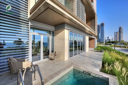 4 Bedroom Villa for Sale in Bluewaters Island, Dubai - New 4 BR Pay 20% and Move in 7 Yrs Payment Plan