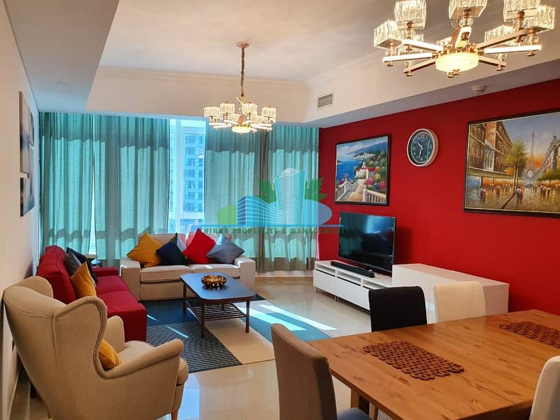 Gorgeous Fully Furnished 2 Bedrooms