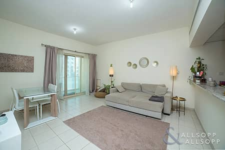 1 Bedroom Flat for Sale in The Greens, Dubai - 1 Bed Apartment  | 7% ROI | Street View