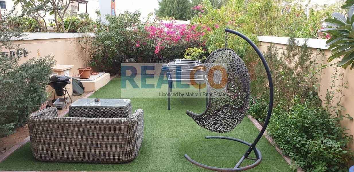 Spacious and bright 1 BR  Nakheel's Townhouse in  JVT
