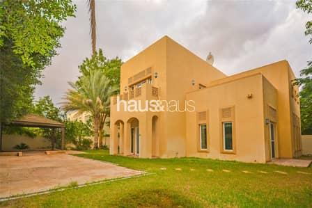 فیلا 5 غرف نوم للايجار في المرابع العربية، دبي - Type 17 | Vacant | Immaculate | Quiet location