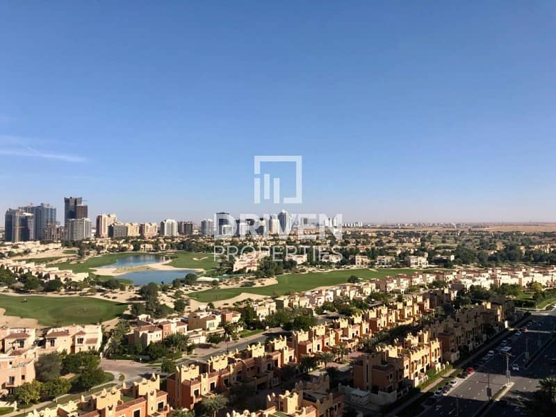 12 Fully Furnished Unit with Full Golf View