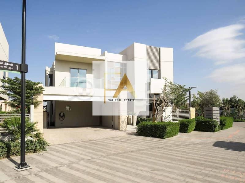 Stunning Deal|4BR+ M Villa| Al Zahia| Below Market
