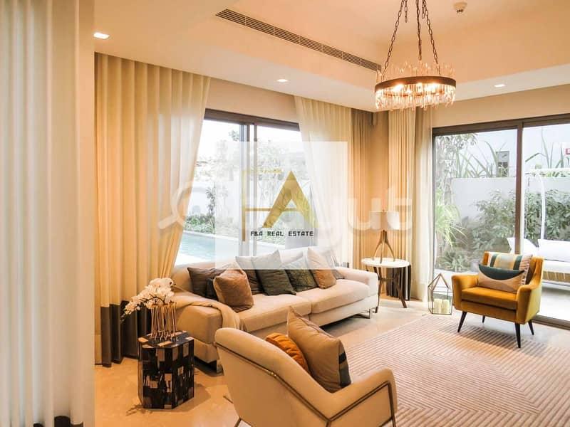 2 Stunning Deal|4BR+ M Villa| Al Zahia| Below Market