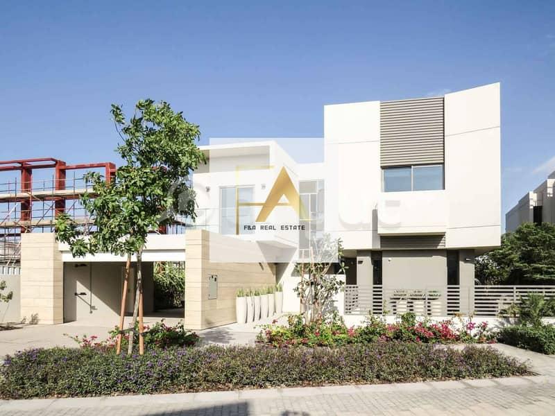 15 Stunning Deal|4BR+ M Villa| Al Zahia| Below Market
