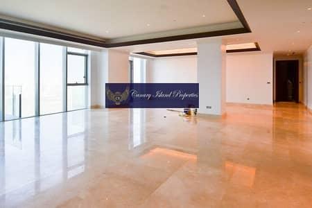 بنتهاوس 6 غرف نوم للايجار في أبراج بحيرات الجميرا، دبي - Live Luxury | Only One Full Floor Penthouse for Rent Save