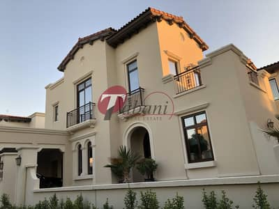 5 Bedroom Villa for Sale in Arabian Ranches 2, Dubai - Five Bedrooms plus Study