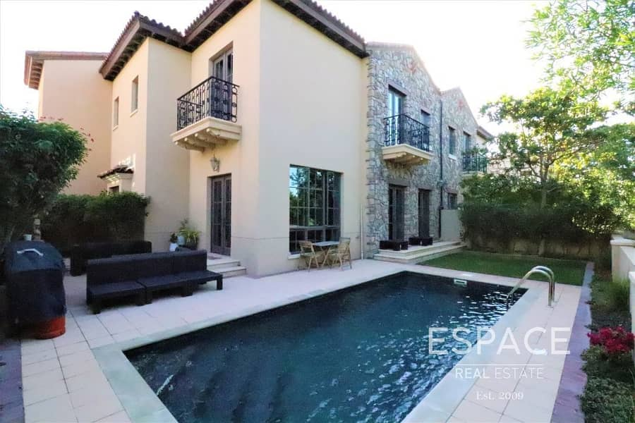 Big Pool | Golf Course View | 4 Beds