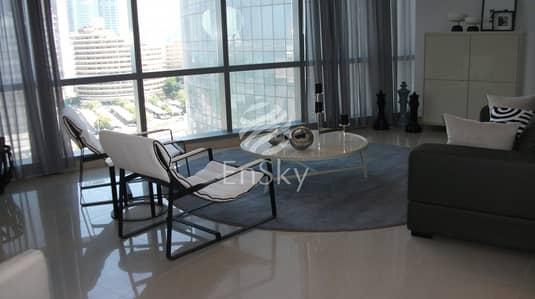 فلیٹ 2 غرفة نوم للايجار في شارع الكورنيش، أبوظبي - Zero Commission. Beautiful Apartment on The Corniche
