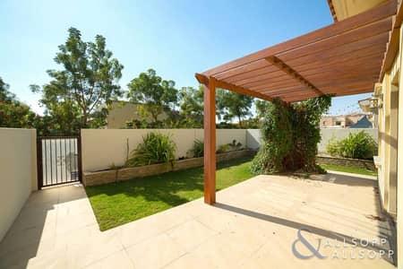 Single Row | 1E | 3 Bedrooms | Landscaped
