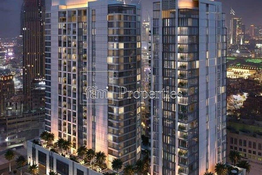 Luxurious 1BR Apartement | Bellevue Tower 1
