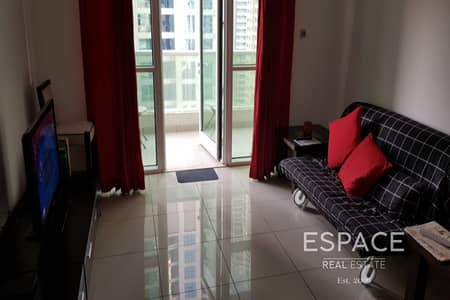 1 Bedroom Flat for Rent in Dubai Marina, Dubai - Pinnacle | 1 Bed | Well Maintained