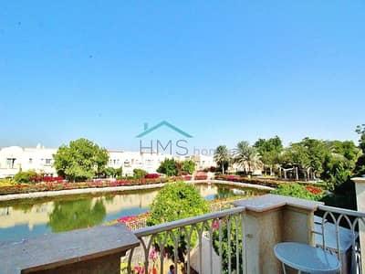 2 Bedroom Villa for Rent in The Springs, Dubai - Springs 9 | Type 4E | Full Lake View