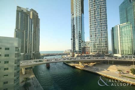 2 Bedroom Flat for Rent in Dubai Marina, Dubai - Two Beds | Marina Views |  Available Now