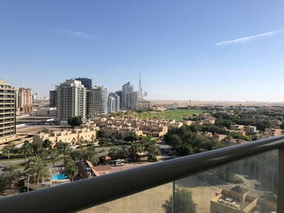2 Bedroom Apartment for Sale in Dubai Sports City, Dubai - 2BR  + maid | Golf view | Best in the community