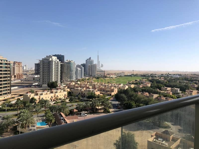 2BR  + maid | Golf view | Best in the community