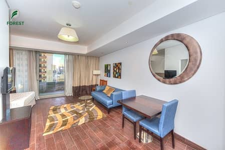 Furnished Studio with Premium Quality | Rented