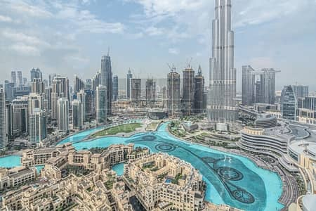 1 Bedroom Hotel Apartment for Sale in Downtown Dubai, Dubai - Best Fountain & Burj Khalifa View | 1 BR apartment