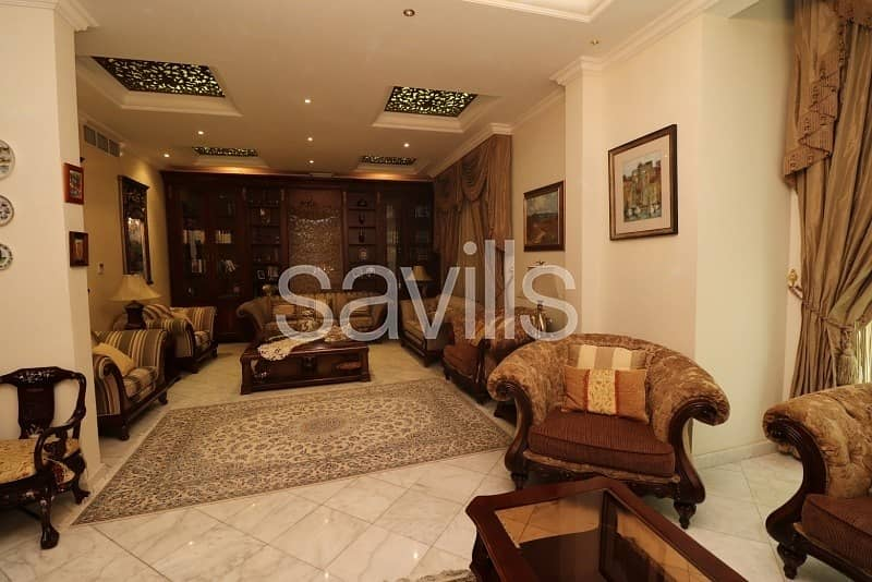 20 Al Tala'a spacious villa with garden and private pool