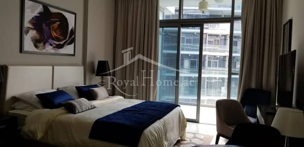 Fully Furnished Studio located in Golf Terrace A