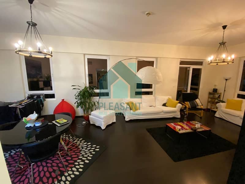 Spacious and Uprraded 2 Br. For Rent In Sherlock Circus 2