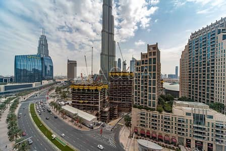 2 Bedroom Apartment for Sale in Downtown Dubai, Dubai - 2BR l Fully Furnished l Burj Khalifa View