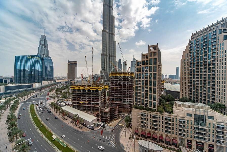 2BR l Fully Furnished l Burj Khalifa View