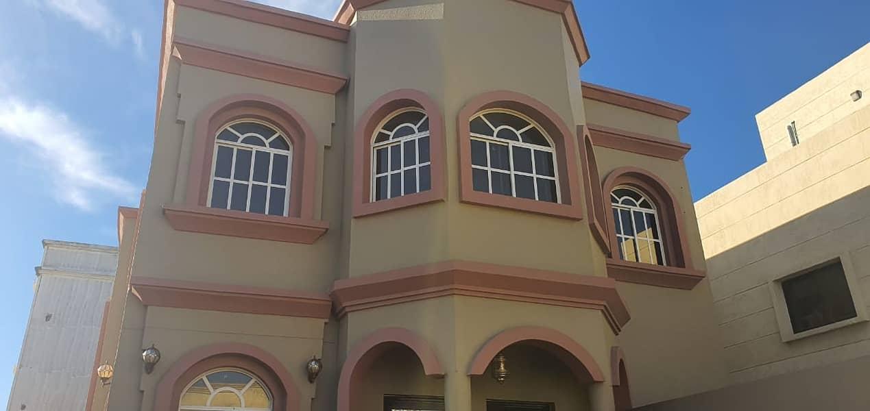 Brand new villa in Al mowaihat 5000 sqft only 1.4 Million .
