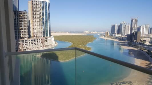 2 Bedroom Flat for Rent in Al Reem Island, Abu Dhabi - SEA VIEW! Fully Furnished 2 BHK In Al Reem Island.