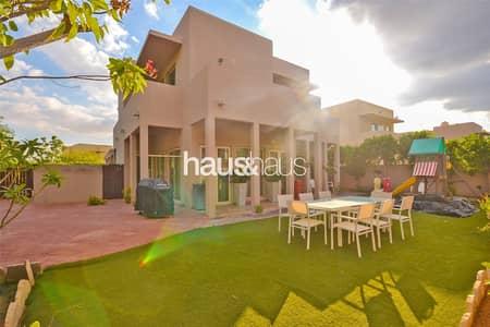 3 Bedroom Villa for Rent in Arabian Ranches, Dubai - Big Garden| Great condition Type 7| Quiet location